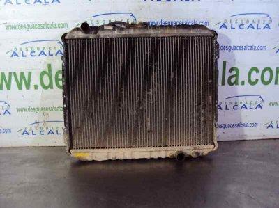 RADIADOR AGUA de FIAT UNO (146) 1.0 I.E. / 45 I.E.   |   0.89 - ...