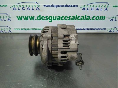 ALTERNADOR NISSAN PICK-UP (D22) TD Doble Cabina Navara 4X4