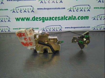 CERRADURA PUERTA DELANTERA DERECHA NISSAN PICK-UP (D22) TD Doble Cabina Navara 4X4