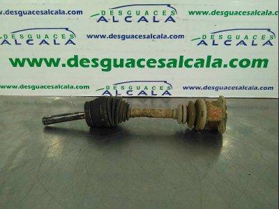 TRANSMISION DELANTERA IZQUIERDA NISSAN PICK-UP (D22) TD Doble Cabina Navara 4X4