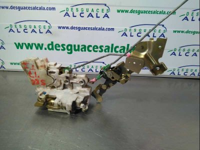 CERRADURA PUERTA TRASERA IZQUIERDA  NISSAN PICK-UP (D22) TD Doble Cabina Navara 4X4