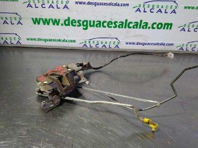CERRADURA PUERTA DELANTERA DERECHA de OPEL MONTEREY Básico | 08.92 - 12.98