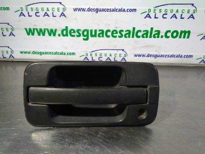 MANETA EXTERIOR DELANTERA IZQUIERDA de OPEL MONTEREY Básico | 08.92 - 12.98