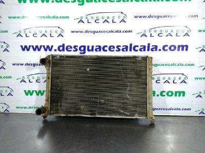 RADIADOR AGUA de FIAT DOBLO (119) 1.9 D SX       01.01 - 12.04