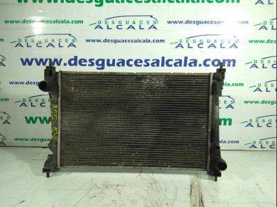 RADIADOR AGUA de FIAT DOBLO Active       12.09 - 12.10