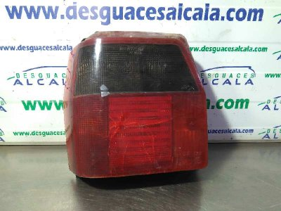 PILOTO TRASERO IZQUIERDO de FIAT UNO (146) Diesel Super       01.84 - ...