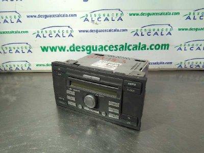 RADIO CD FORD TRANSIT COMBI `06 2.4 TDCi CAT