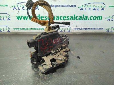 CERRADURA PUERTA TRASERA IZQUIERDA  de SEAT LEON (1M1) Signo   |   01.03 - 12.04