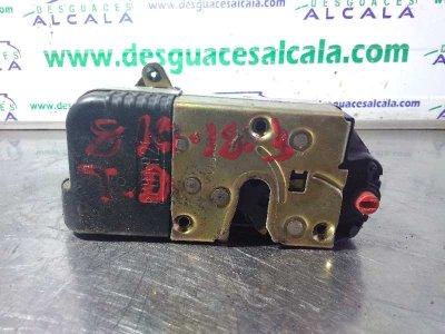 CERRADURA PUERTA TRASERA DERECHA  de PEUGEOT 406 BERLINA (S1/S2) STDT   |   06.96 - 12.98