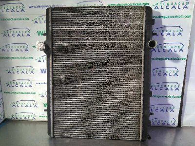 RADIADOR AGUA CITROEN XSARA PICASSO 1.6 HDi 90 LX Plus