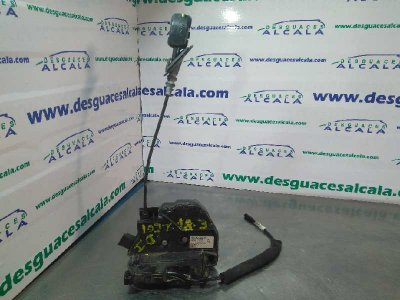 CERRADURA PUERTA DELANTERA IZQUIERDA  RENAULT FLUENCE Dynamique