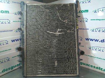 RADIADOR AGUA de PEUGEOT 307 (S1) XR       04.01 - 12.04