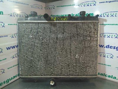 RADIADOR AGUA PEUGEOT 407 Sport