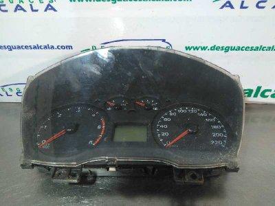 CUADRO INSTRUMENTOS FORD TRANSIT CAJA CERRADA `06 FT 330 M   (medio)   PKW   (Turismo)