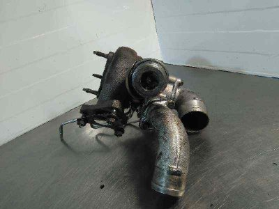 TURBOCOMPRESOR de NISSAN NAVARA PICK-UP (D40M) King Cab XE 4X2   |   03.10 - 12.11