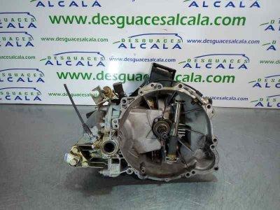 CAJA CAMBIOS de PEUGEOT BOXER CAJA CERR. ACRISTALADO (RS2850)(230)(->`02) 1400  D   |   02.99 - ...