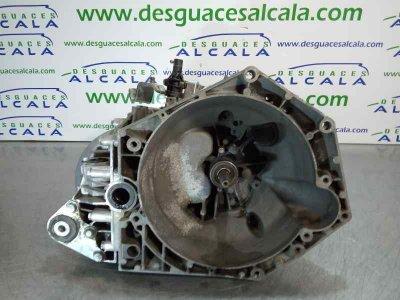 CAJA CAMBIOS de FIAT DUCATO CAJA ABIERTA 35 (06.2006 =>) 2.3 JTD CAT   |   0.06 - ...