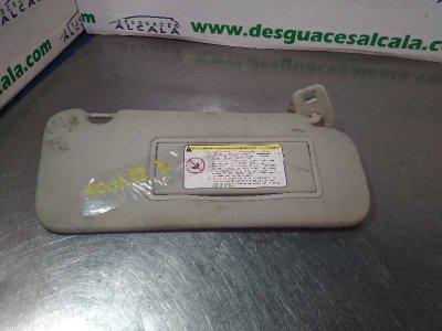 PARASOL DERECHO PEUGEOT 407 Sport