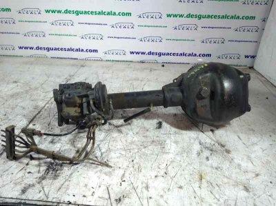 DIFERENCIAL DELANTERO de OPEL FRONTERA B Basis   |   09.98 - 12.00