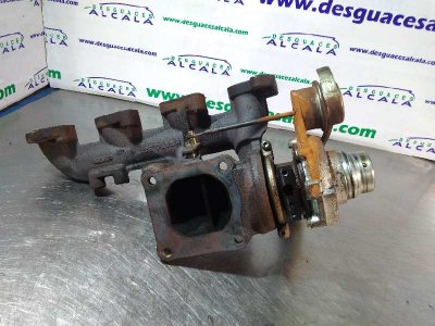 TURBOCOMPRESOR de FORD TRANSIT CONNECT (TC7) Furgón (2006->)   |   07.06 - 12.09