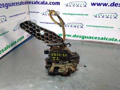 CERRADURA PUERTA TRASERA IZQUIERDA  de SEAT LEON (1M1) Signo   |   11.99 - 12.04