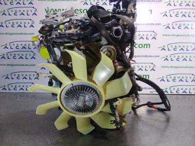 MOTOR COMPLETO de ISUZU D-MAX Space Cab Custom 4WD   |   0.07 - ...