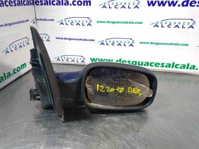 RETROVISOR DERECHO de RENAULT MEGANE II BERLINA 3P Confort Authentique   |   07.02 - 12.05