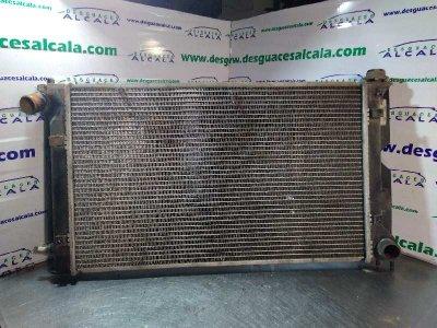 RADIADOR AGUA de TOYOTA COROLLA (E12) 2.0 D-4D Linea Sol Berlina   |   10.01 - 12.03