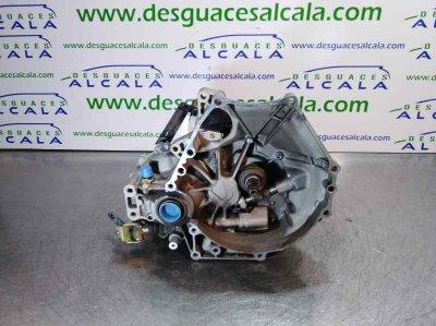 CAJA CAMBIOS de MG ROVER MG ZR (F/RF) 115   |   06.04 - 12.05