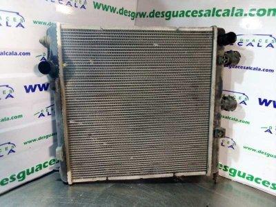 RADIADOR AGUA de CITROEN C2 X   |   09.03 - 12.04