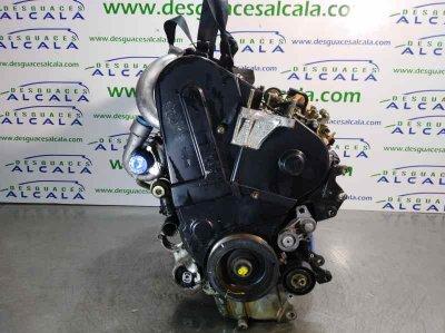 MOTOR COMPLETO de CITROEN XSARA BERLINA 1.9 TD Exclusive   12.97 - 12.99
