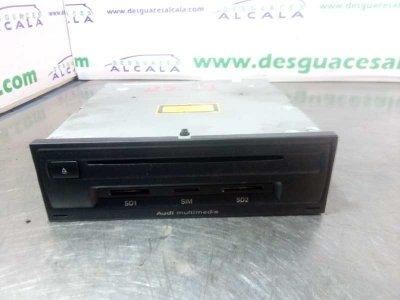 SISTEMA AUDIO / RADIO CD AUDI A6 BERLINA (4F2) 3.0 TDI Quattro