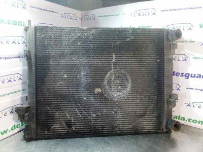 RADIADOR AGUA de NISSAN PRIMASTAR (X..) Avantour L1H1 2,7 t / 7-Sitzer   |   09.06 - 12.13