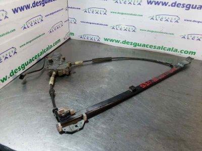 ELEVALUNAS DELANTERO IZQUIERDO VOLKSWAGEN T4 TRANSPORTER/FURGONETA (MOD. 1991) Caja cerrada