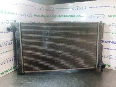 RADIADOR AGUA de TOYOTA COROLLA (E12) 1.4 D-4D Luna Compact   |   05.04 - 12.07