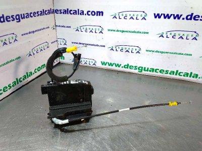 CERRADURA PUERTA TRASERA IZQUIERDA  PEUGEOT 308 Business Line