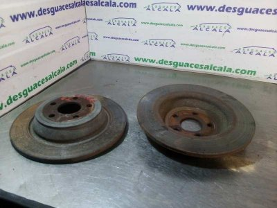 DISCO FRENO TRASERO de FORD GALAXY Titanium   |   04.15 - 12.18
