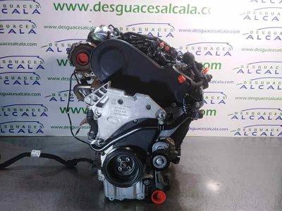 MOTOR COMPLETO VOLKSWAGEN GOLF VI (5K1) GTD