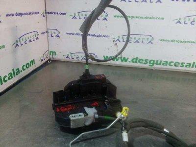 CERRADURA PUERTA DELANTERA IZQUIERDA  NISSAN JUKE (F15) Acenta