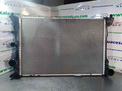 RADIADOR AGUA de MERCEDES CLASE CLK (W207) CABRIO E 250 CDI BlueEfficiency (207.403)   |   04.11 - 12.14