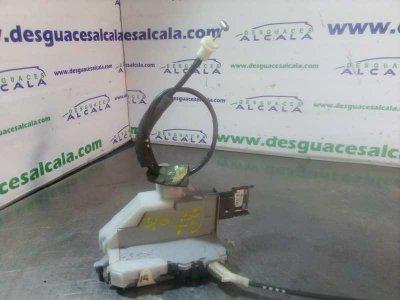 CERRADURA PUERTA TRASERA DERECHA  de PEUGEOT 508 Active       01.11 - 12.15