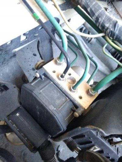 MODULO ABS de PEUGEOT 307 BREAK / SW (S1) BREAK XS       04.02 - 12.04