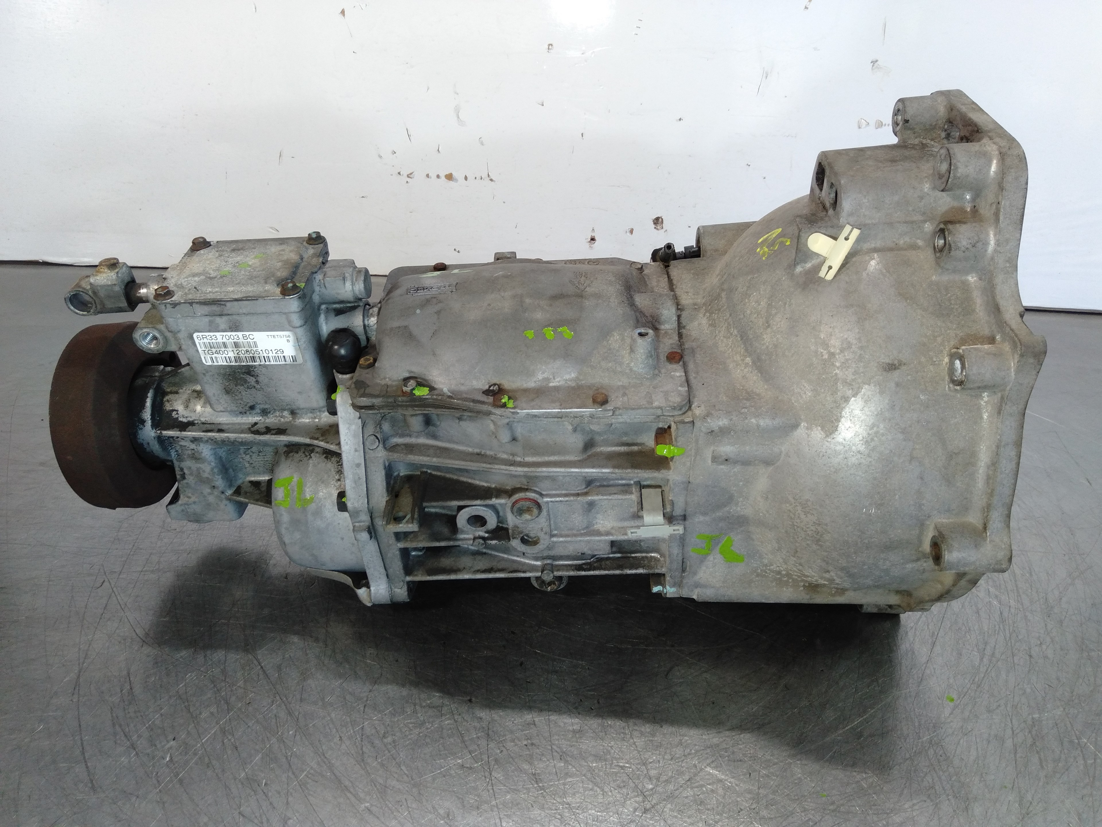 motor completo mg rover serie 75 Foto 4