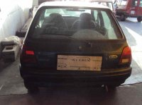 FORD FIESTA BERL./COURIER `1993 Courier Furg. DesguacesAlcala
