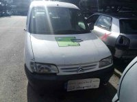 Despiece de CITROEN BERLINGO `2001 2.0 600 HDi Furg.