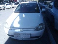 Despiece de OPEL CORSA C `2001 Club