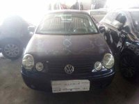 Despiece de VOLKSWAGEN POLO (9N1) `2002 Highline