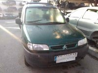Despiece de CITROEN BERLINGO `1996 1.9 600 D Furg.