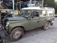 Despiece de LAND ROVER SANTANA `1980 109