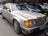 Despiece de MERCEDES CLASE E (W124) BERLINA `1991 D 250 (124.125)